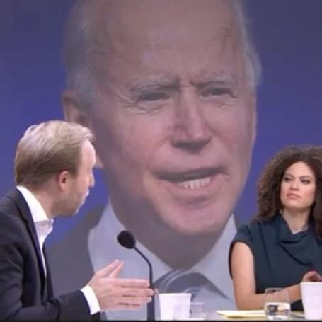 """""""Ook Biden wil geld zien"""""""